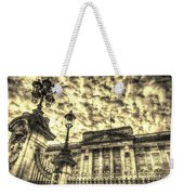 Buckingham Palace Vintage Weekender Tote Bag