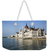 Budapest, Parliament Building  Weekender Tote Bag