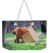 Budapest Zoo Weekender Tote Bag