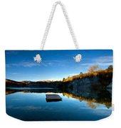 C E Landscape Weekender Tote Bag