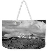 Canyon Badlands And Colorado Rockies Lanadscape Weekender Tote Bag