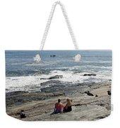 Cape Elizabeth, Maine Weekender Tote Bag
