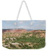 Caprock Canyon State Park  Weekender Tote Bag