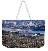 Carillon - Canberra - Australia Weekender Tote Bag