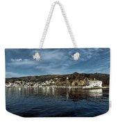Catalina Island Weekender Tote Bag