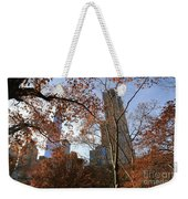 Central Park New York City Weekender Tote Bag