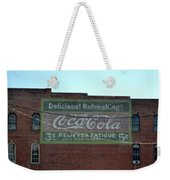 3 Cents Plain Weekender Tote Bag