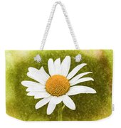 Chamomile Watercolor Weekender Tote Bag