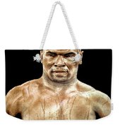 Champion Boxer And Actor Mike Tyson Weekender Tote Bag