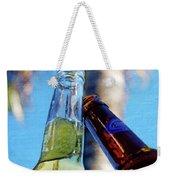 Brew Cheers Weekender Tote Bag