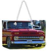 Chevy Pickup Weekender Tote Bag