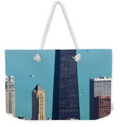 Chicago Il, Usa Weekender Tote Bag