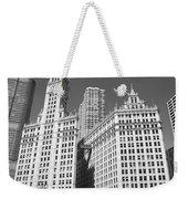 Chicago Skyscrapers Weekender Tote Bag