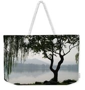 China Weekender Tote Bag