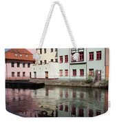 City Of Bydgoszcz In Poland Weekender Tote Bag