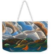 Clouds And Water Weekender Tote Bag