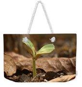 Coffee Seedling Weekender Tote Bag