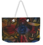 Collection Of Figurines Weekender Tote Bag