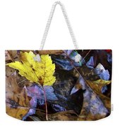 Colors Of The Fall Weekender Tote Bag