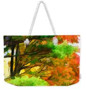 3 Colors Of The Nature 1 Weekender Tote Bag