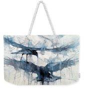 3 Crows Weekender Tote Bag