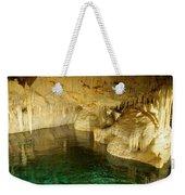 Crystal Cave In Hamilton Parish Bermuda Weekender Tote Bag