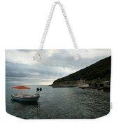Cunski Beach And Coastline, Losinj Island, Croatia Weekender Tote Bag