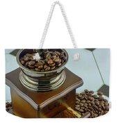 Daily Grind Coffee Weekender Tote Bag