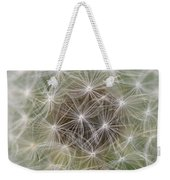 Dandelion Close-up. Weekender Tote Bag