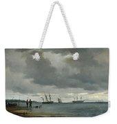 Danish Seascape Weekender Tote Bag