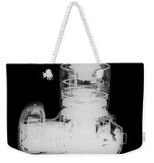 Digital Camera X-ray Weekender Tote Bag