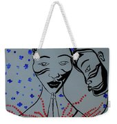 Dinka Marriage  South Sudan Weekender Tote Bag