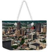 Downtown San Antonio Weekender Tote Bag