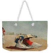 East Hampton Beach, Long Island Weekender Tote Bag