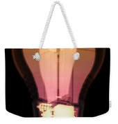 Energy Efficient Led Light, X-ray Weekender Tote Bag