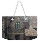 English Cottage Weekender Tote Bag