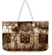 3 Fans And Vines Weekender Tote Bag