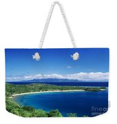 Fiji Wakaya Island Weekender Tote Bag