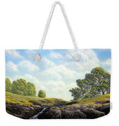 Flowering Meadow Weekender Tote Bag