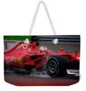 Formula 1 Monza 2017 Weekender Tote Bag
