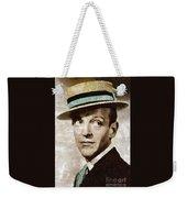Fred Astaire Hollywood Legend Weekender Tote Bag
