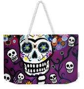 Frida Dia De Los Muertos Weekender Tote Bag