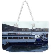 Genre Picture By Frozen Danube Weekender Tote Bag