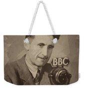 George Orwell 1 Weekender Tote Bag
