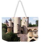 Germans Gate - Metz, France Weekender Tote Bag