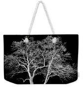 Ghost Trees Weekender Tote Bag