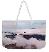 Grand Canyon Above The Clouds Weekender Tote Bag