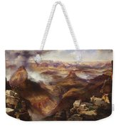 Grand Canyon Of The Colorado River Weekender Tote Bag