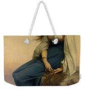 Graziella Weekender Tote Bag