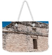 Grupo Nohoch Mul At The Coba Ruins  Weekender Tote Bag